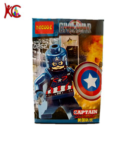 لگو 0252 کاپیتان آمریکا