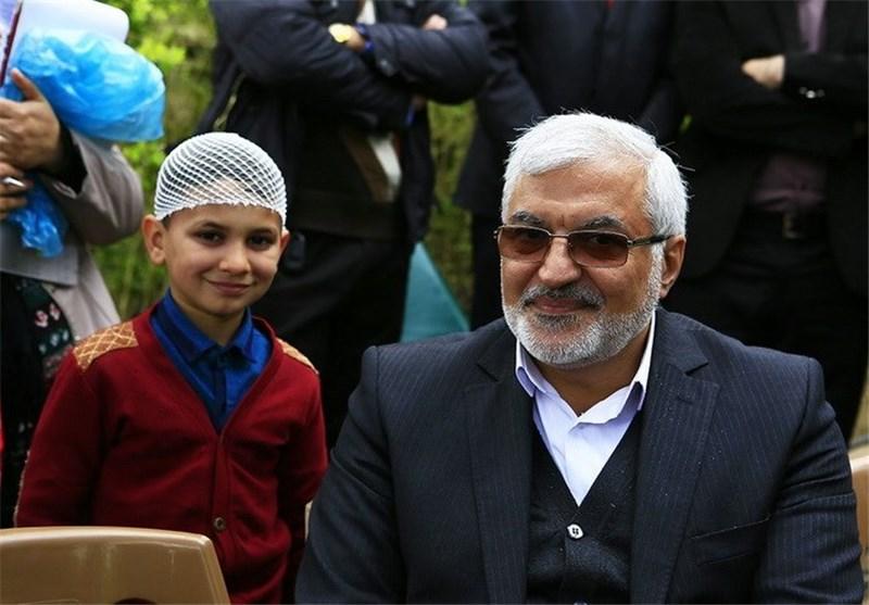 حاجیانزاده: کودکان ایران و جهان صلح و دوستی را نقاشی کنند